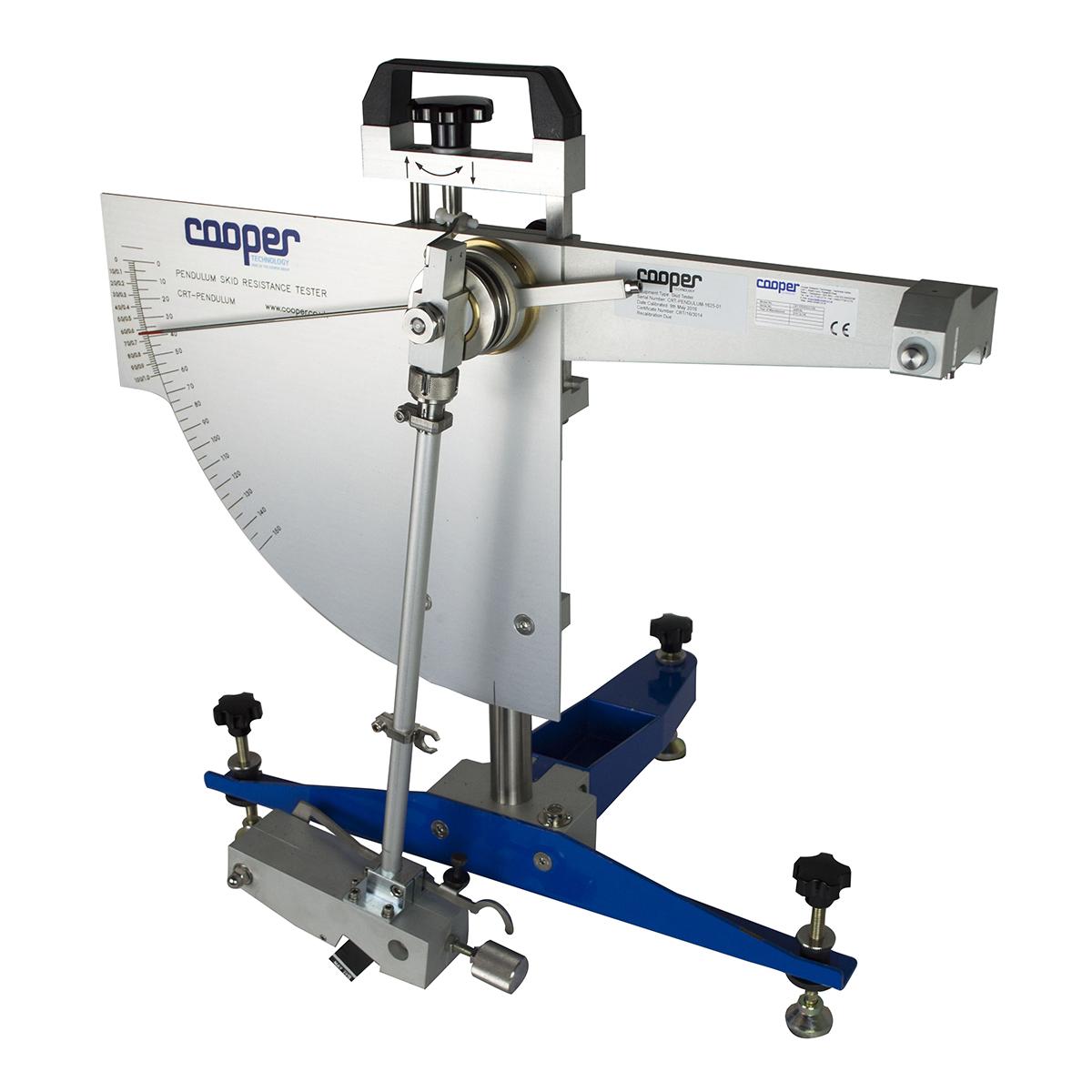 SlipTesting Pendulum Cooper