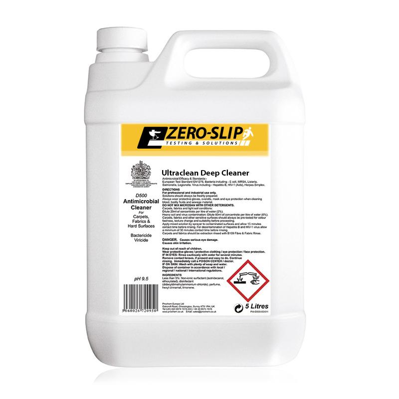 ZeroSlip - UltraClean