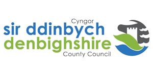 Denbighshire Council Logo Antislip
